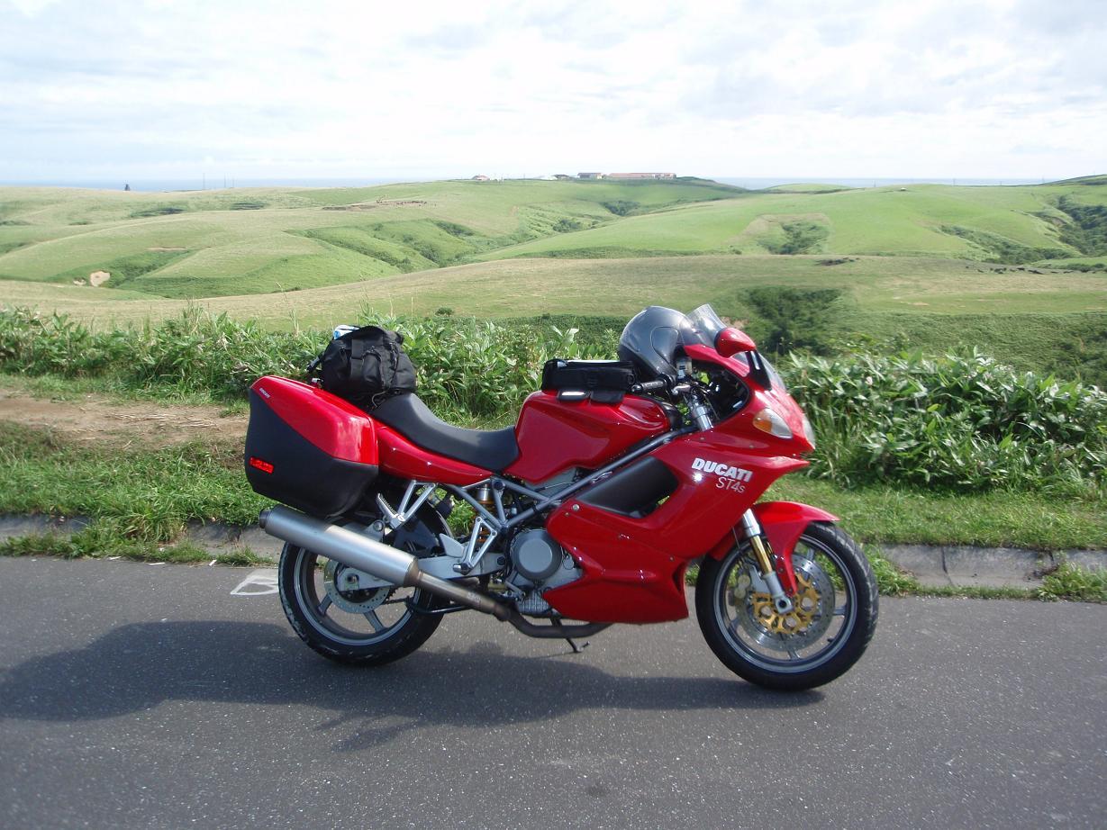 Ducati Sport Touring St