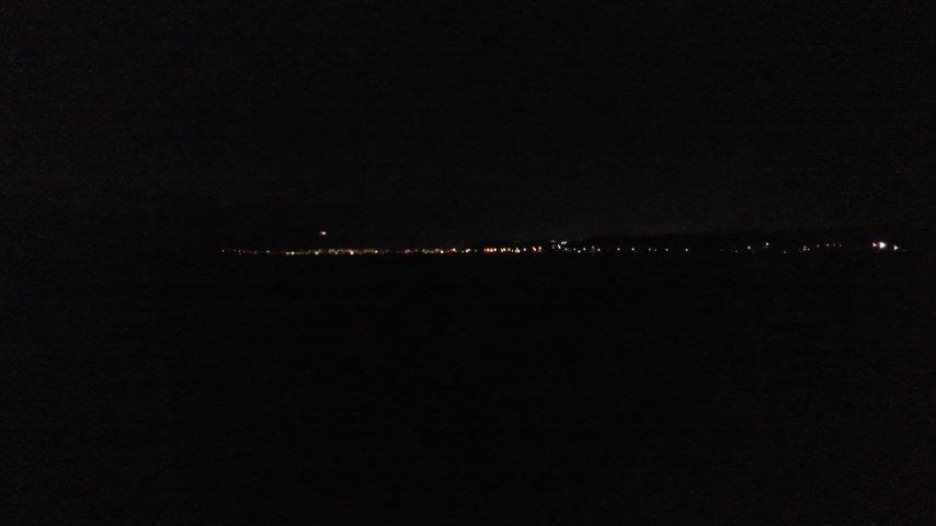 国道278号線、函館市古川町から