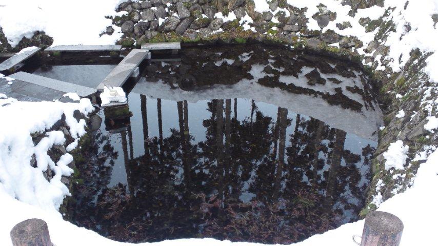 六郷湧水群