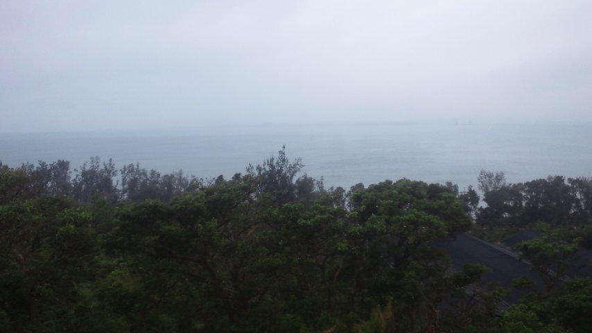 沖縄道にて