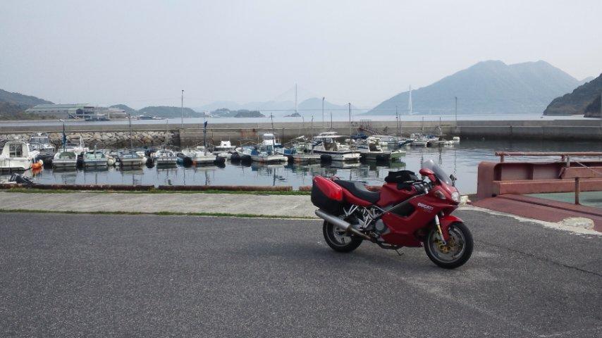大三島1周
