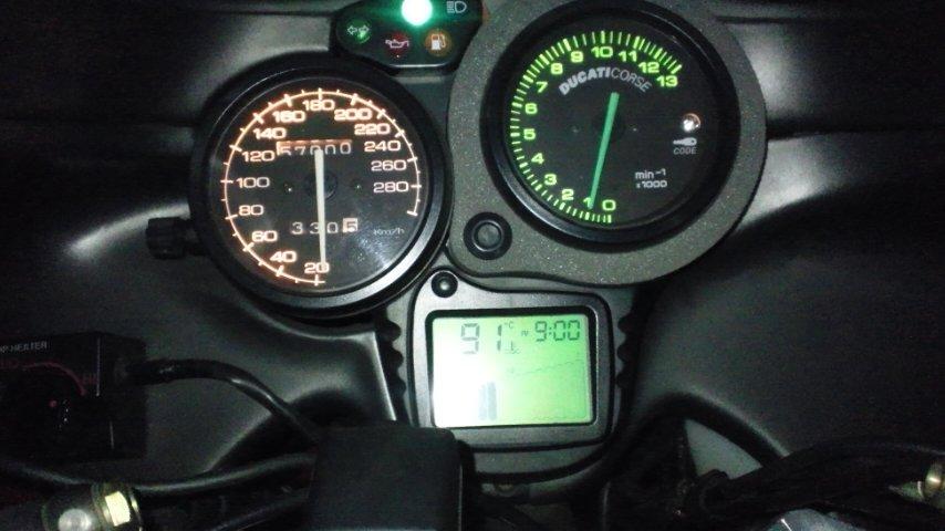 ST4s  57000km