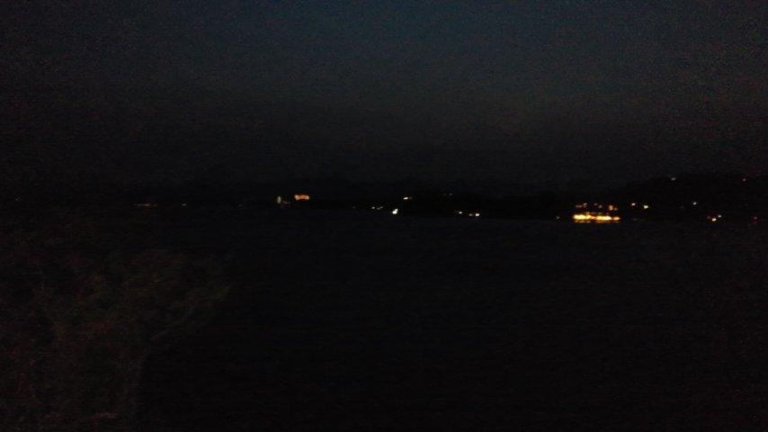 浜名湖S.Aにて