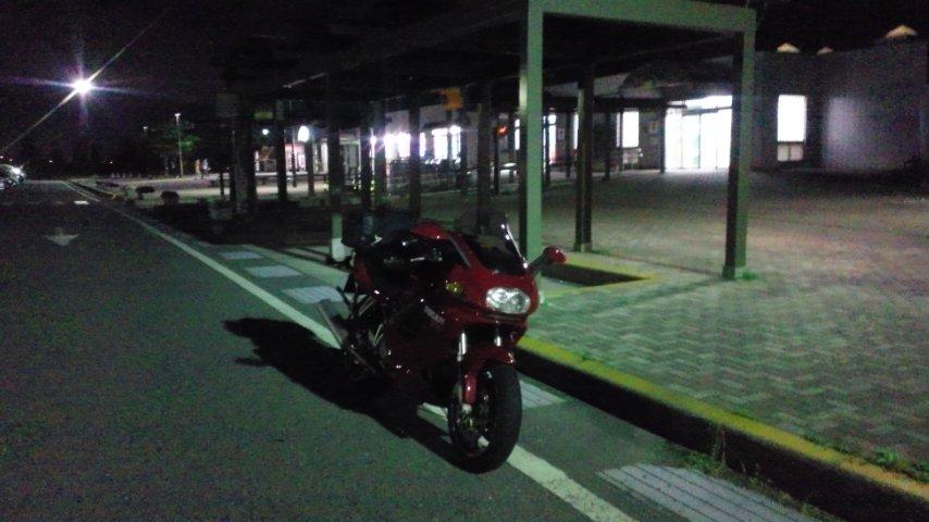関越道黒崎P.Aにて
