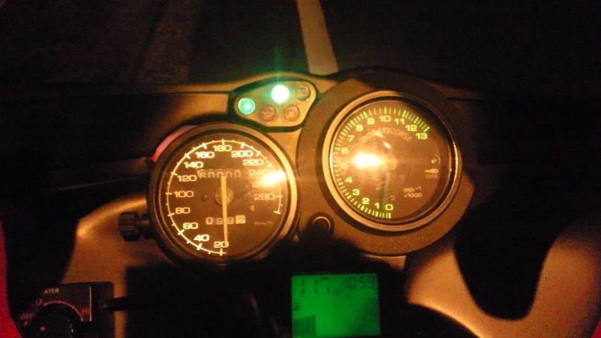 ST4s  60000km