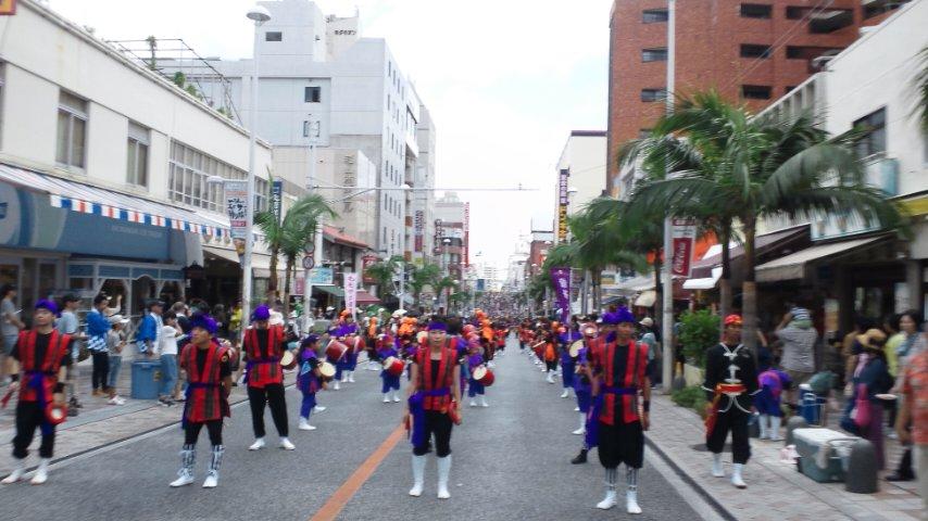 夏祭り in 那覇