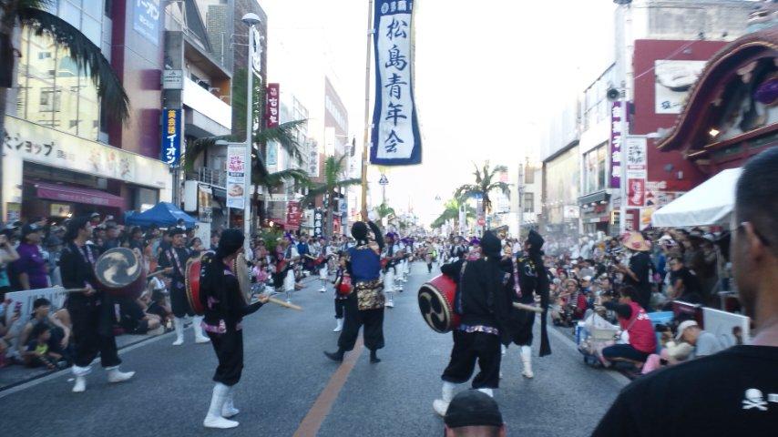 那覇祭り in 那覇