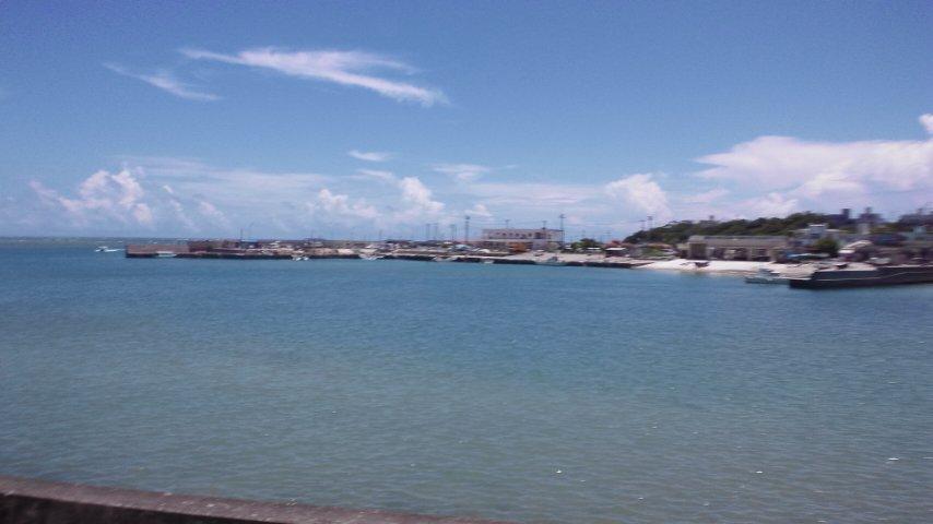 奥武島風景